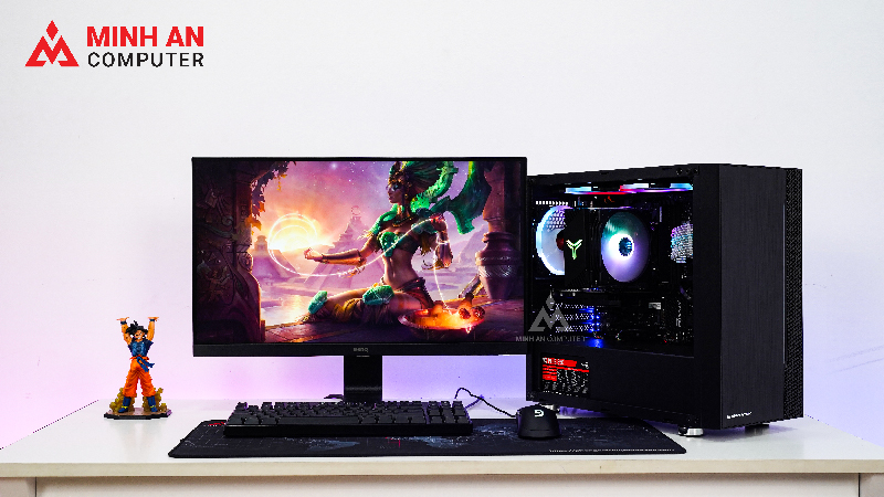 pc gaming chơi csgo