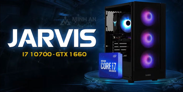 pc jarvis i7 10700 1660