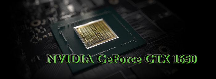 card nvidia geforce gtx 1650