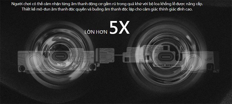 chất lượng âm thanh MSI Leopard GL65 10sdk