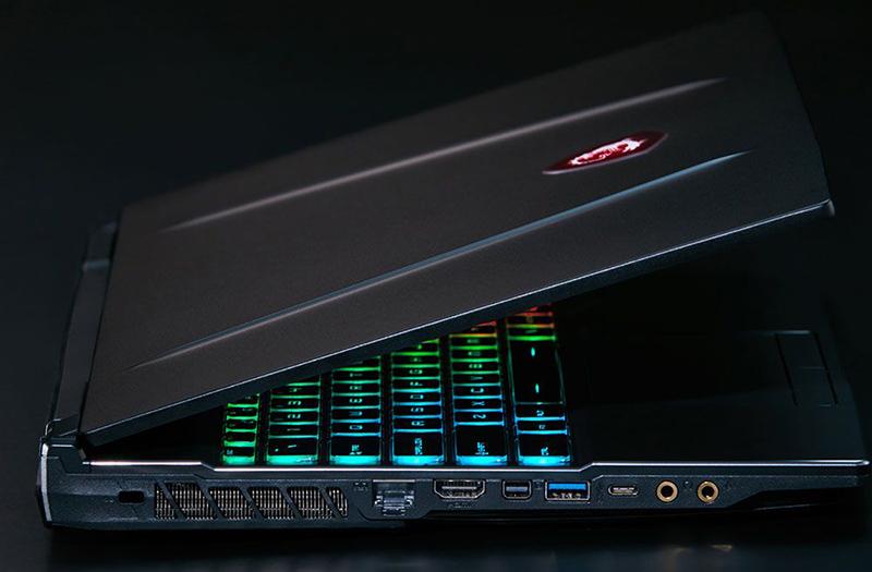 đa dạng kết nối MSI Leopard GL65 10sdk