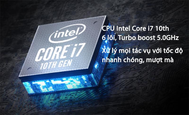 cpu laptop MSI Leopard GL65 10sdk