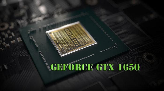 card đồ họa geforce gtx 1650