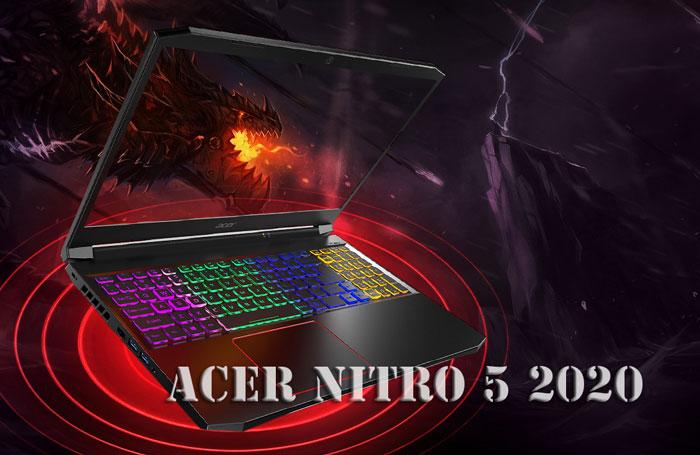 laptop acer nitro 5 2020 gtx 16550