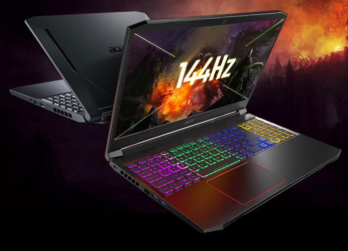 màn hình 14hz laptop acer nitro 5