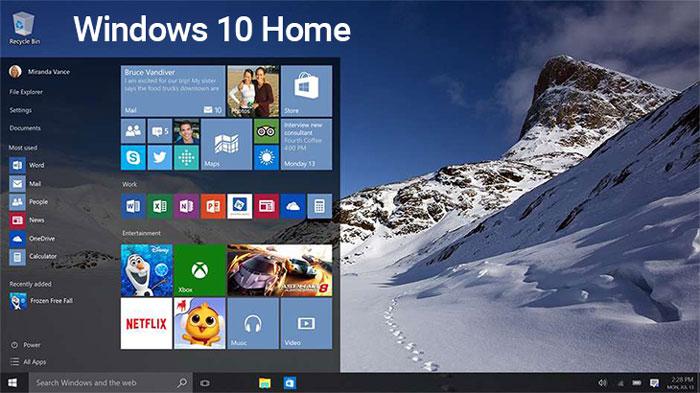 windows 10 bản quyền 64 bit