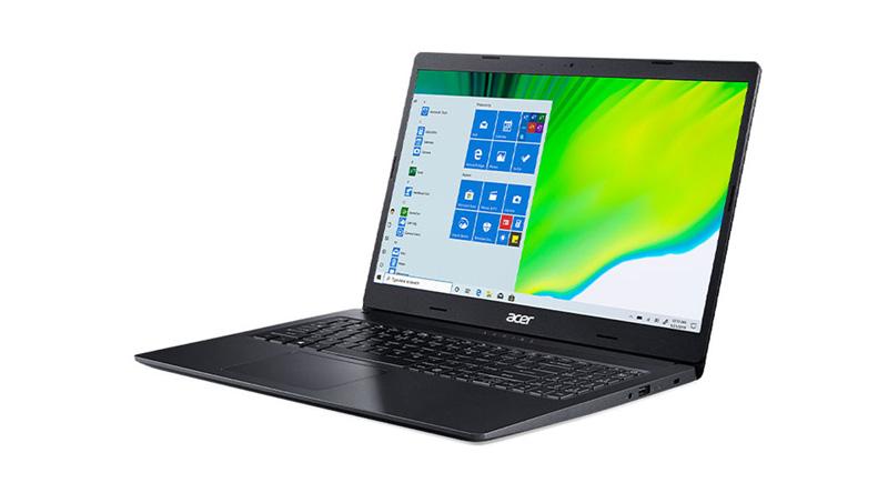 laptop với màn hình 15inch với độ phân giải Full HD