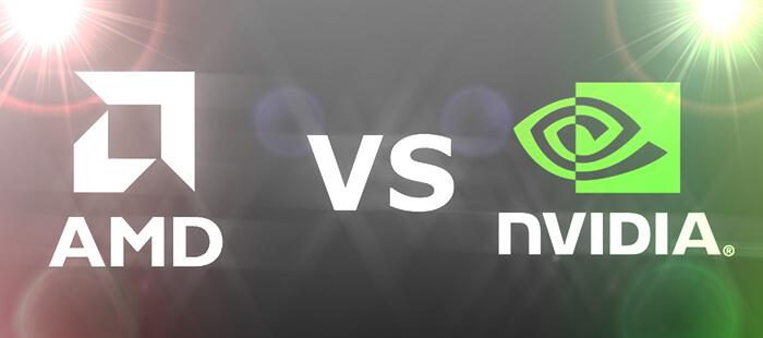 AMD vs NVIDIA thương hiệu card màn hình