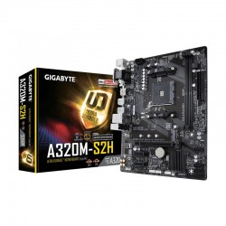 Mainboard GIGABYTE A320M-S2H