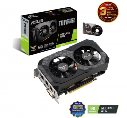 Card màn hình Asus TUF GeForce GTX 1660 TUF-GTX1660-6G-GAMING