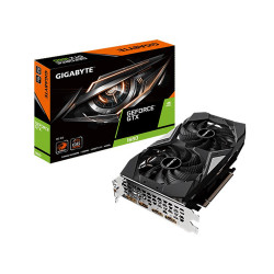 Card màn hình Gigabyte GeForce GTX 1660 Gaming OC GV-N1660GAMING OC-6GD