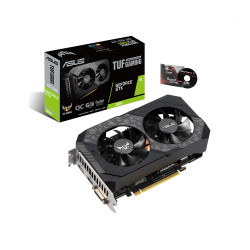 Card màn hình Asus TUF GeForce GTX 1660 TUF-GTX1660-O6G-GAMING