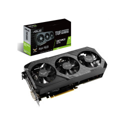 Card màn hình Asus TUF GeForce GTX 1660 Advanced Gaming TUF3-GTX1660-A6G-GAMING