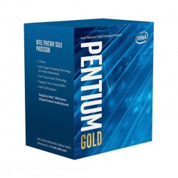 CPU Intel Pentium Gold G5400 (3.7GHz, 2 nhân 4 luồng, 4MB Cache, 54W) - Socket Intel LGA 1151