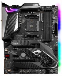 Mainboard MSI MPG X570 GAMING PRO CARBON Wi-Fi (AMD X570, Socket AM4, ATX, 4 khe RAM DDR4)