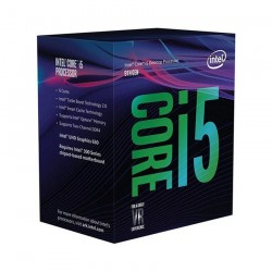 CPU Intel Core i5-9600 (3.1GHz turbo up to 4.6GHz, 6 nhân 6 luồng, 9MB Cache, 65W) - Socket Intel LGA 1151