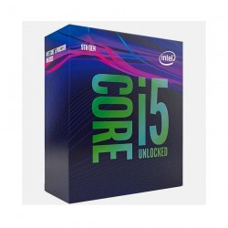 CPU Intel Core i5-9600KF (3.7GHz turbo up to 4.6GHz, 6 nhân 6 luồng, 9MB Cache, 95W) -  Socket Intel LGA 1151-v2