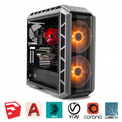PC LUMION i9 10900K | 32GB | RTX 3090 24GB