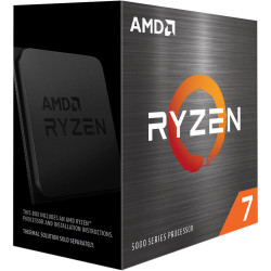 CPU AMD Ryzen 7 5800X (3.8 GHz up to 4.7GHz, 8 nhân, 16 luồng, 32MB Cache, 105W) - Socket AM4