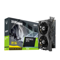 Card màn hình Zotac Gaming GeForce GTX 1650 AMP Core ZT-T16520J-10L