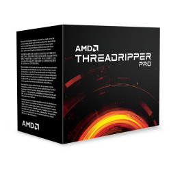 CPU AMD Ryzen Threadripper 3955WX (3.9GHz turno up to 4.3GHz, 16 nhân 32 luồng, 73MB Cache, 280W) - Socket AMD sWRX80