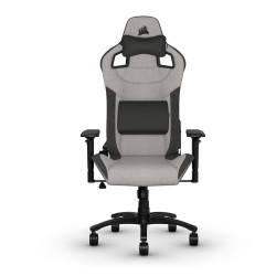 Ghế chơi game Corsair T3 RUSH Gaming Chair - Gray/Charcoal