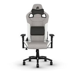 Ghế chơi game Corsair T3 RUSH Gaming Chair - Gray/White