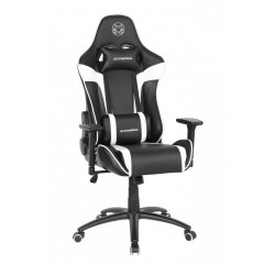 Ghế chơi game ACE Chair KW-G6027 - Black/White