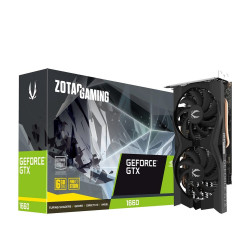 Card màn hình Zotac Gaming GeForce GTX 1660 Twin Fan ZT-T16600K-10M